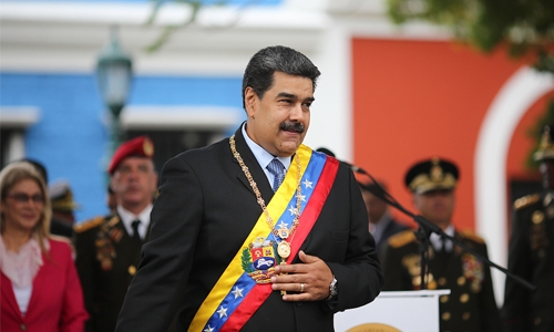 One way to bring down Maduro and his cronies: indictments