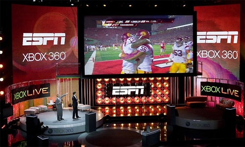 Sports broadcasting giant ESPN forced to reinvent itself