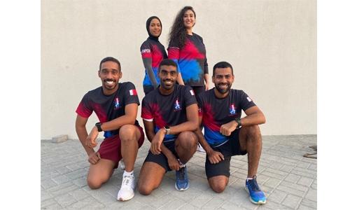 Bahrain team set for Spartan World Championship