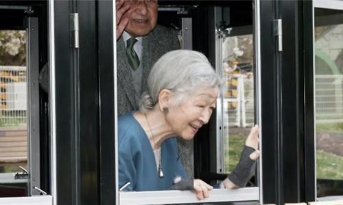 Japan ex-empress undergoes cancer surgery