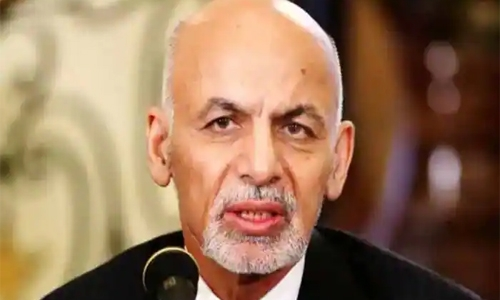 Afghanistan President Ashraf Ghani flees to Tajikistan as Taliban take over