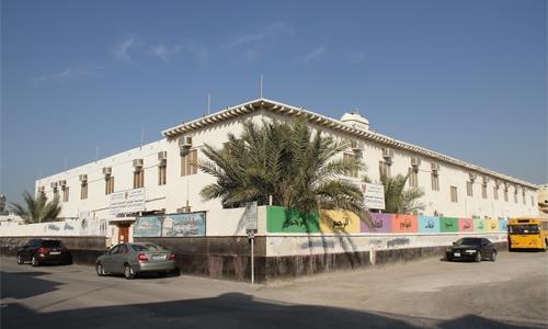 Dilapidated Sanabis school to be revamped