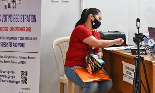 Filipinos in Bahrain urged to exercise right to vote