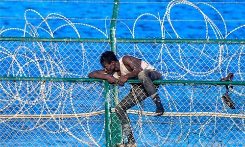Morocco puts brakes on migrant flow