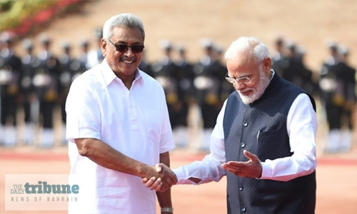 Come and invest in us: Sri Lanka tells Western nations, India