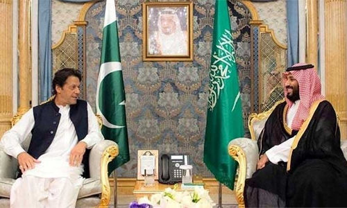 Saudi investments to aid Pakistan