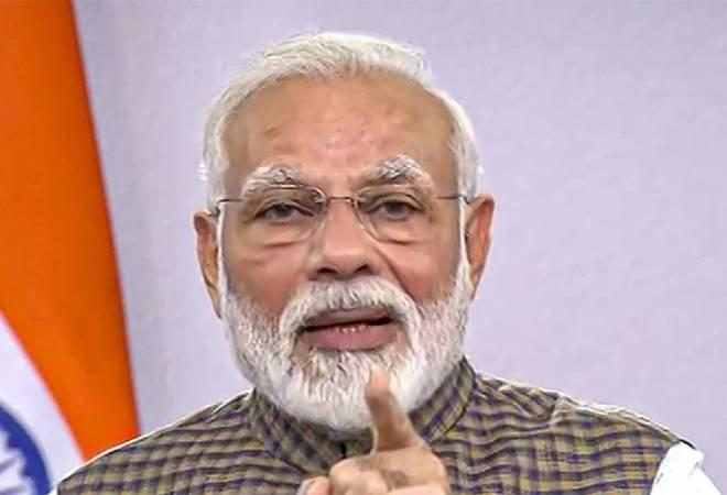 India's Modi urges citizens to follow lockdown