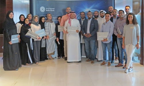 Ibdar bank holds Fintech training programme