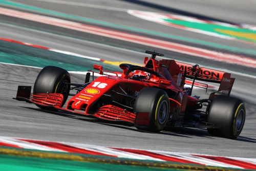F1 unveils eight-race schedule in Europe
