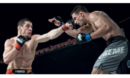 Magomedov from KHK MMA to headline Brave 21