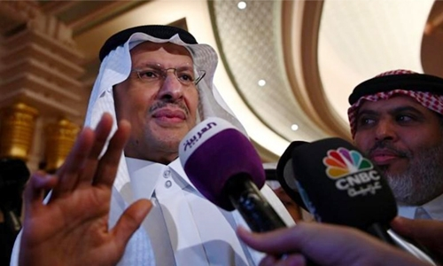Saudi Arabia says fully restored oil production