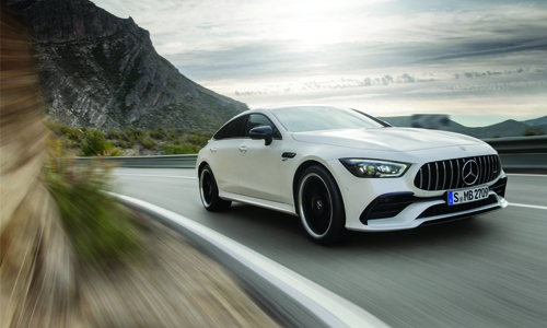AMG GT 4-Door Coupe Hybrid to arrive in 2020