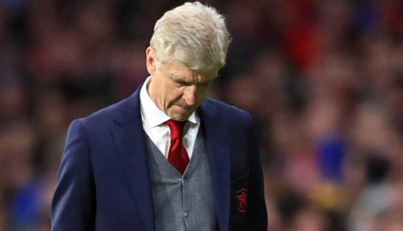 Wenger regrets staying at Arsenal for 22 years