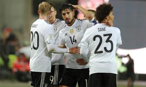 Germany rout Azerbaijan 5-1