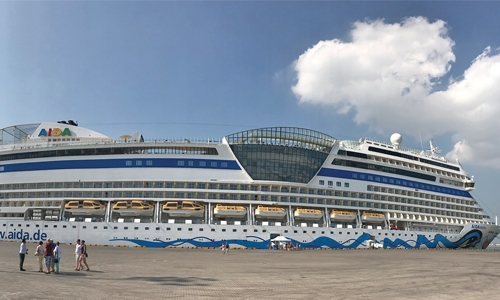 KBSP to welcome 54 cruise ships, 100,000 passengers