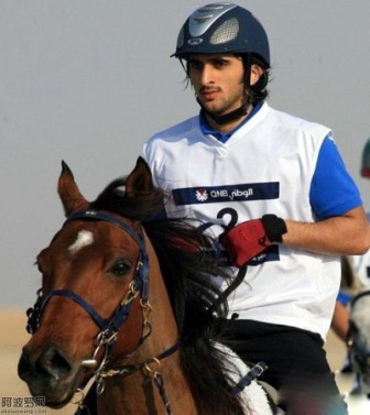 Dubai Ruler's son dies of heart attack