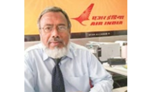 Air India employee mourned