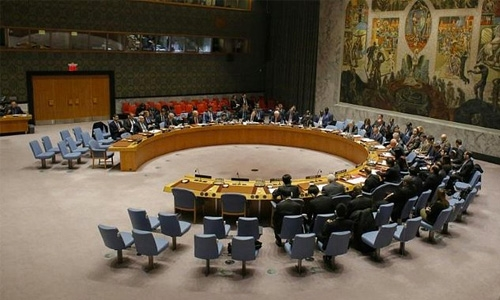 UN likely to vote next week on Syria sanctions
