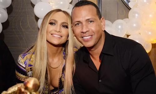 Alex Rodriguez shares heartfelt post for fiancee Jennifer Lopez