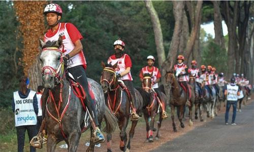 Bahrain's endurance sport progressing: HH Shaikh Nasser