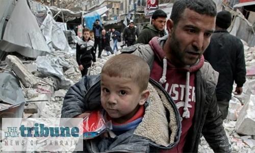 Dozens killed as Damascus presses Idlib offensive