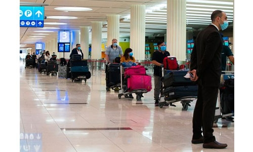 Dubai eases travel restrictions for passengers from India, other countries