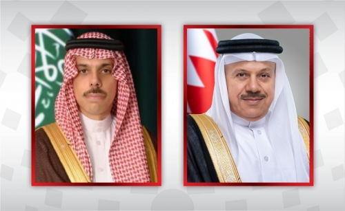 Bahrain, Saudi foreign ministers review latest political, security developments