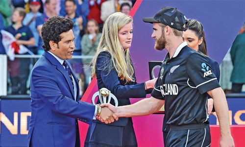 'Gutted' Williamson says World Cup final defeat hard to swallow