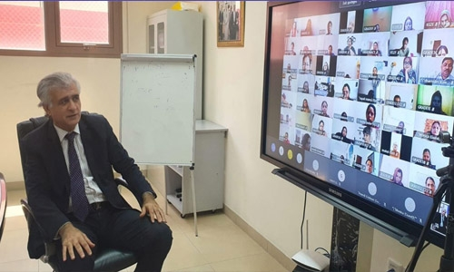New Millennium School Bahrain holds interactive session on future of AI in education