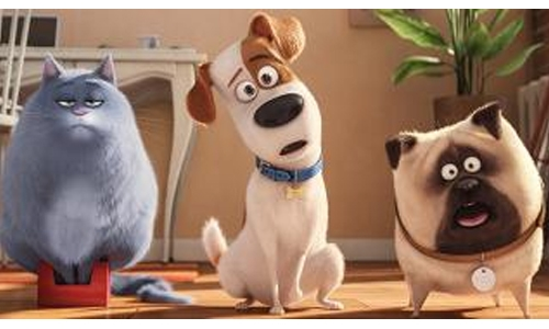Dogs and cats stick to the formula in 'The Secret Life of Pets 2'