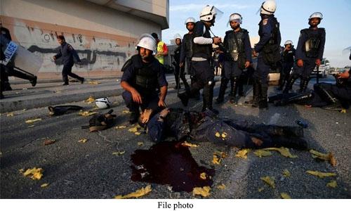 Fake bomb threat alert : Bahrain