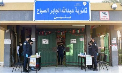 Kuwaiti voters head to polls
