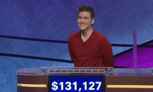 Professional gambler raking in the cash on 'Jeopardy!'