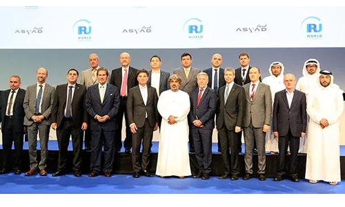 Landmark world transport industry roadmap signed at IRU
