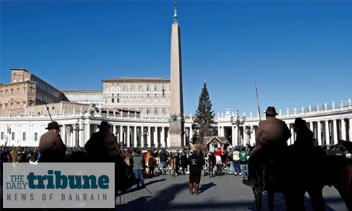 World financial intelligence group readmits Vatican after suspension
