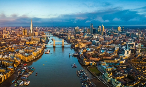 London leads Europe for tech investment