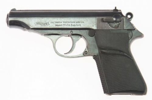 Sean Connery's 007 pistol from 'Dr.No' stars at Hollywood auction