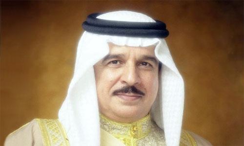 Bahrain won't abandon its citizens: HM the King