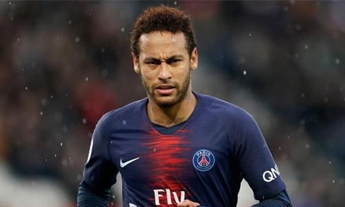 Neymar says he's fit, posts mischievous Barcelona video