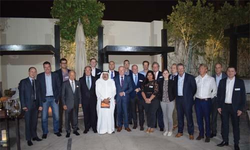 Dutch mission explores oil & gas business