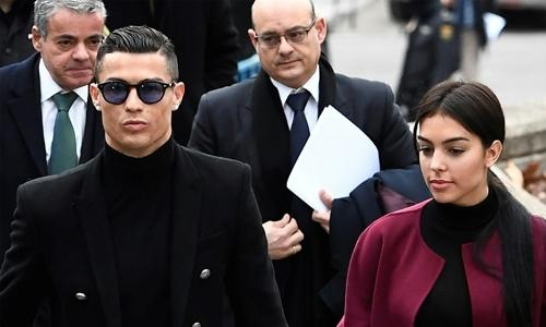 Tax fraud: Ronaldo hit with hefty fine