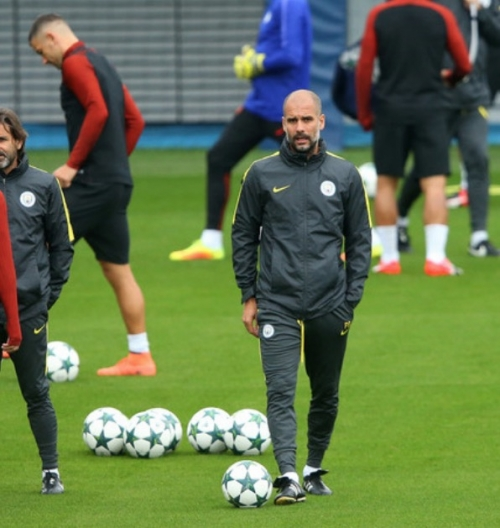 Guardiola urges Man City players to cut out errors