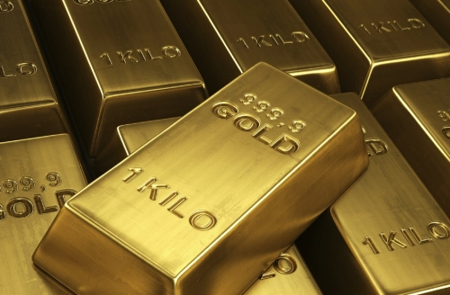 The rise in gold prices in spot transactions by 0.1 percent