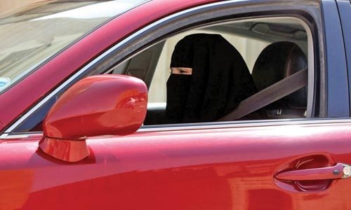 Saudi groom leaves wedding after bride's father insists she drive