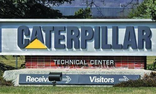 Caterpillar says to close facilities