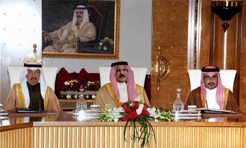 Magazine hails Bahrain leaders' statesmanship