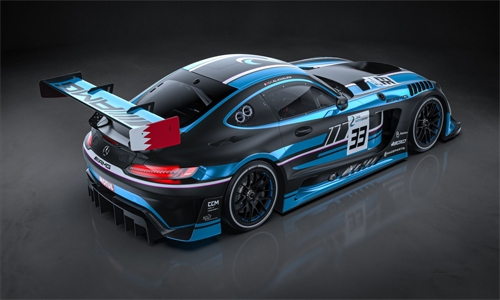New Mercedes-AMG GT3 cars for 2 Seas Motorsport in 2021