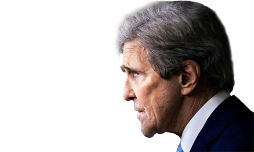 US climate envoy Kerry says islands face 'beyond existential' threat