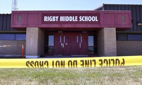 Girl shoots three at US school