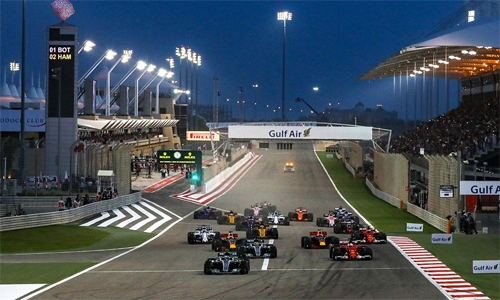 BIC set to host 2020 F1 Gulf Air Bahrain GP this weekend
